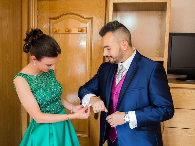 La boda de Sergio y Rocio en Madrid, Madrid 14