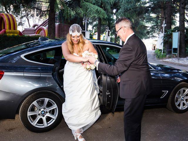 La boda de Sergio y Rocio en Madrid, Madrid 16