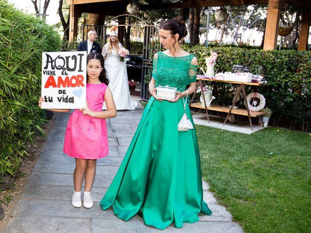 La boda de Sergio y Rocio en Madrid, Madrid 17
