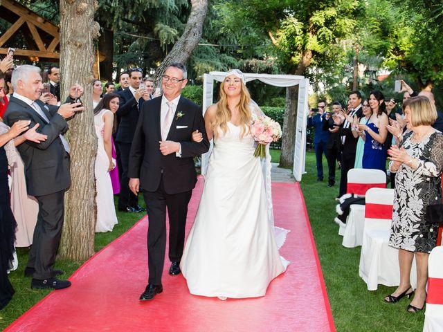 La boda de Sergio y Rocio en Madrid, Madrid 19