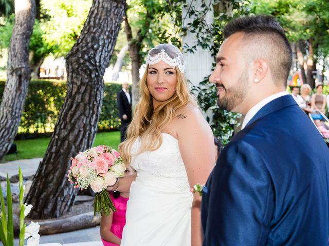 La boda de Sergio y Rocio en Madrid, Madrid 20