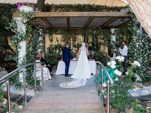 La boda de Rocio y Sergio