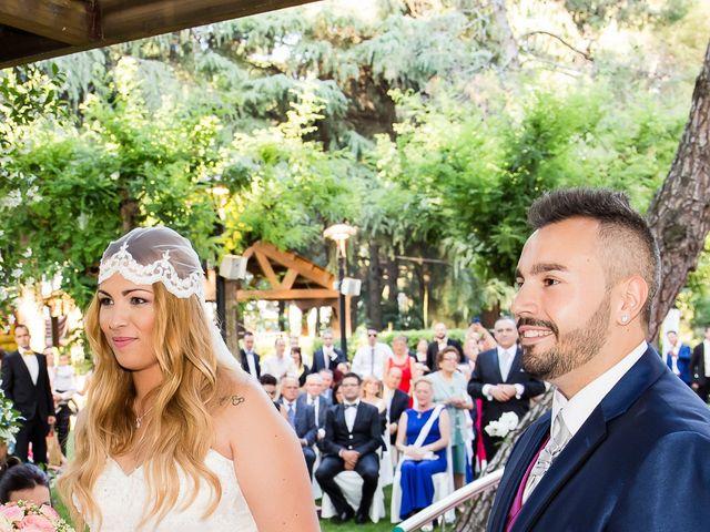 La boda de Sergio y Rocio en Madrid, Madrid 21