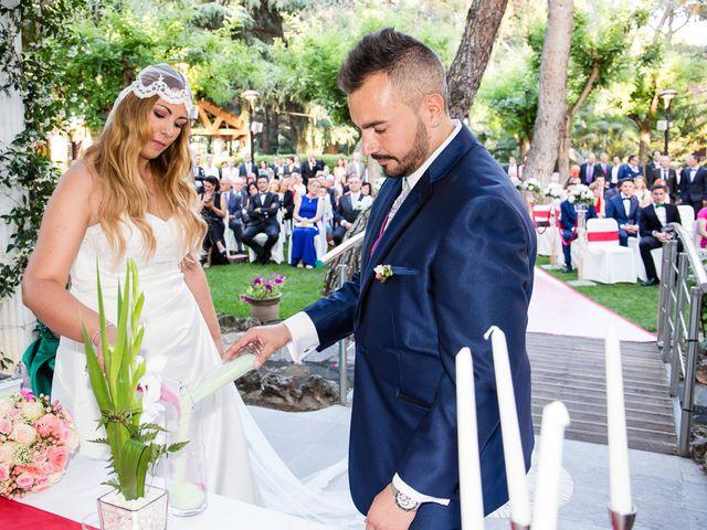 La boda de Sergio y Rocio en Madrid, Madrid 22