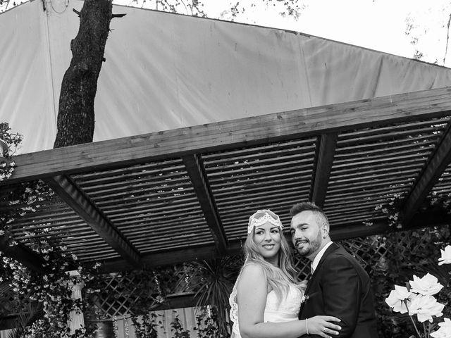 La boda de Sergio y Rocio en Madrid, Madrid 24