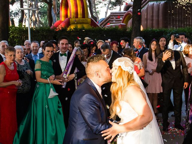La boda de Sergio y Rocio en Madrid, Madrid 25