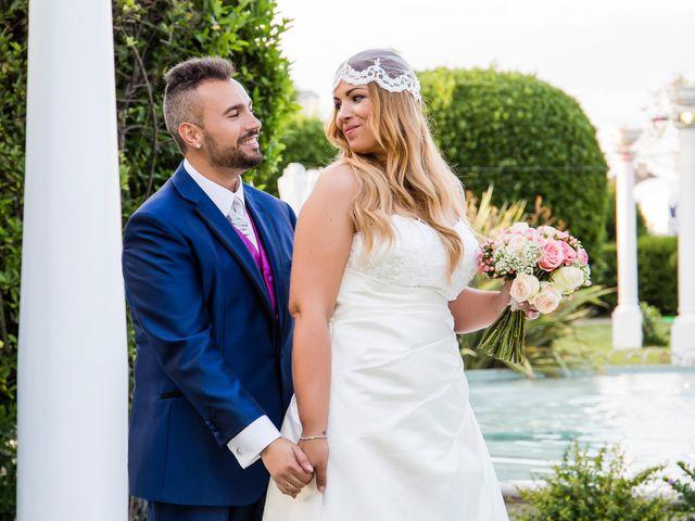 La boda de Sergio y Rocio en Madrid, Madrid 27