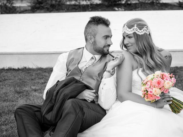La boda de Sergio y Rocio en Madrid, Madrid 28