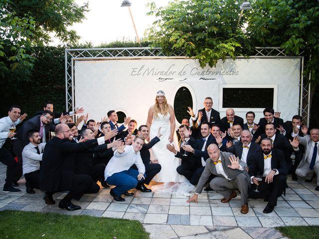 La boda de Sergio y Rocio en Madrid, Madrid 29