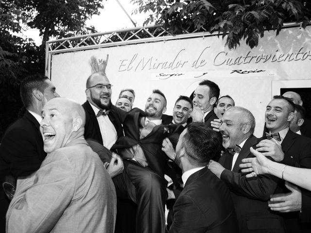 La boda de Sergio y Rocio en Madrid, Madrid 30