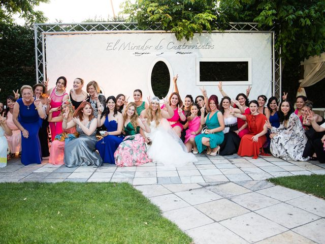 La boda de Sergio y Rocio en Madrid, Madrid 31