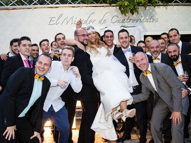 La boda de Sergio y Rocio en Madrid, Madrid 32