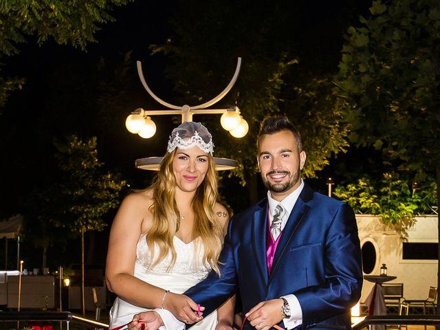 La boda de Sergio y Rocio en Madrid, Madrid 33