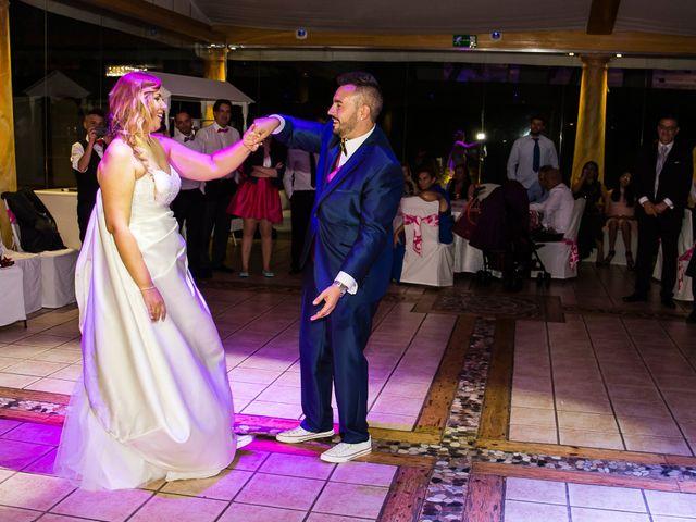 La boda de Sergio y Rocio en Madrid, Madrid 36