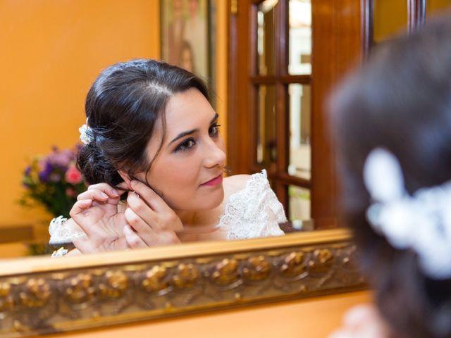 La boda de Sergio y Zeltia  en Ferrol, A Coruña 8