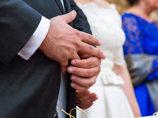 La boda de Sergio y Zeltia  en Ferrol, A Coruña 9