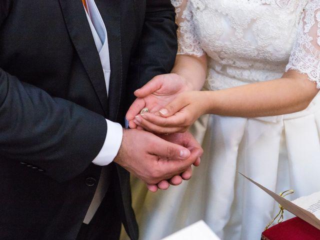 La boda de Sergio y Zeltia  en Ferrol, A Coruña 10