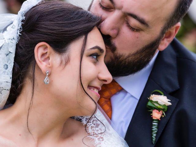 La boda de Sergio y Zeltia  en Ferrol, A Coruña 12