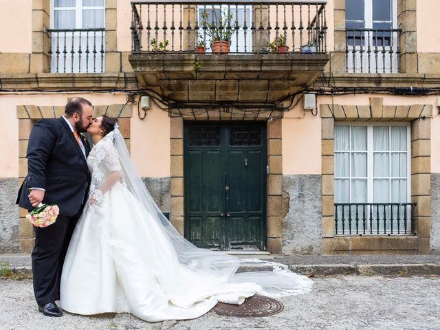 La boda de Zeltia  y Sergio