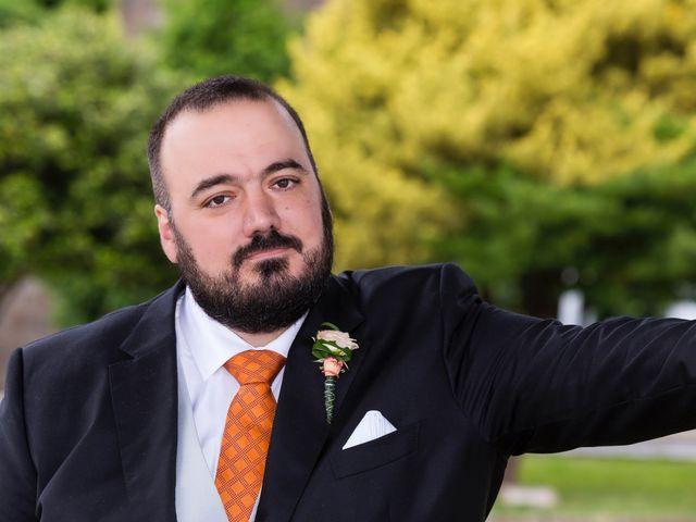 La boda de Sergio y Zeltia  en Ferrol, A Coruña 13