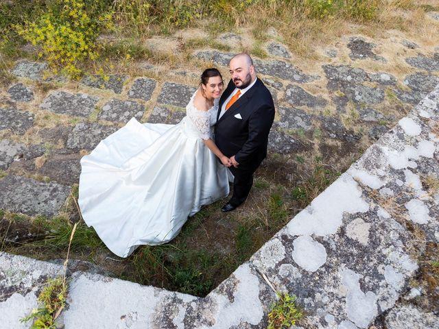 La boda de Sergio y Zeltia  en Ferrol, A Coruña 14