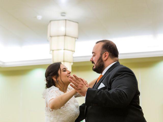 La boda de Sergio y Zeltia  en Ferrol, A Coruña 15