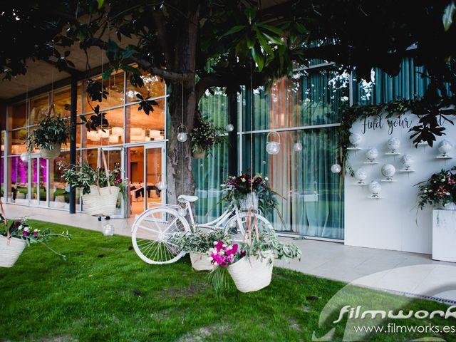 La boda de Juan y Stephanie en Arenys De Munt, Barcelona 4