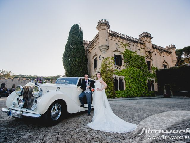 La boda de Juan y Stephanie en Arenys De Munt, Barcelona 5
