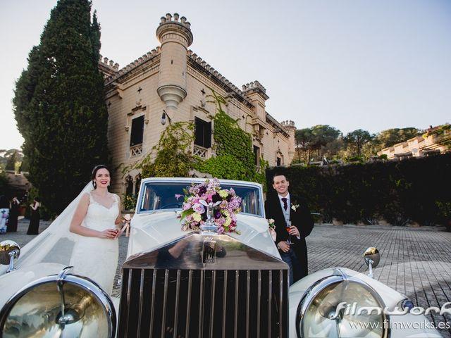 La boda de Juan y Stephanie en Arenys De Munt, Barcelona 6