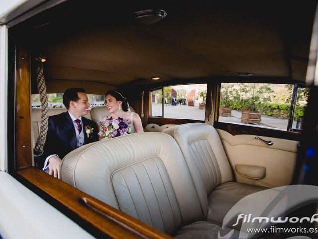 La boda de Juan y Stephanie en Arenys De Munt, Barcelona 7
