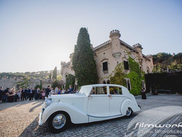 La boda de Juan y Stephanie en Arenys De Munt, Barcelona 8