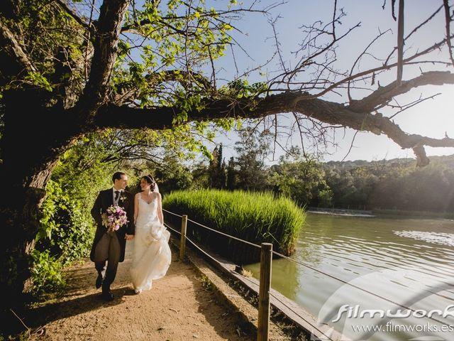 La boda de Juan y Stephanie en Arenys De Munt, Barcelona 10