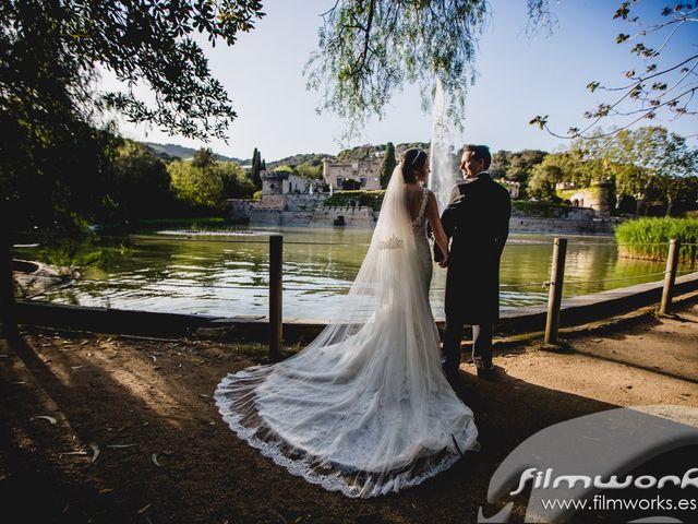 La boda de Juan y Stephanie en Arenys De Munt, Barcelona 12