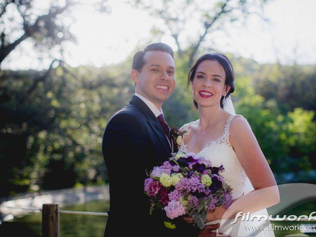 La boda de Juan y Stephanie en Arenys De Munt, Barcelona 15