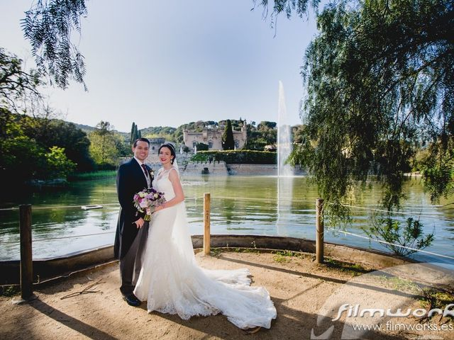 La boda de Juan y Stephanie en Arenys De Munt, Barcelona 16