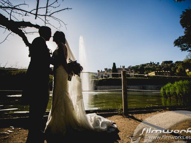 La boda de Juan y Stephanie en Arenys De Munt, Barcelona 17