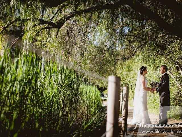 La boda de Juan y Stephanie en Arenys De Munt, Barcelona 18