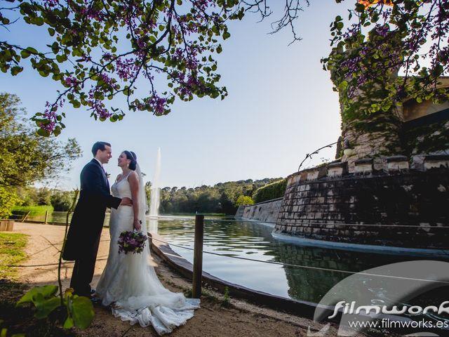 La boda de Juan y Stephanie en Arenys De Munt, Barcelona 20