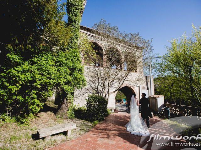 La boda de Juan y Stephanie en Arenys De Munt, Barcelona 21