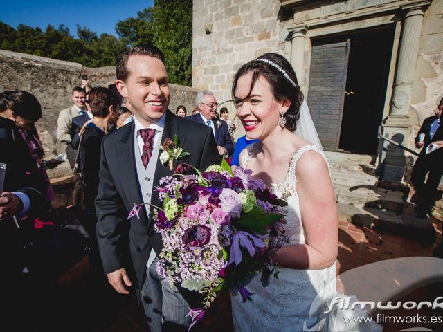 La boda de Juan y Stephanie en Arenys De Munt, Barcelona 22