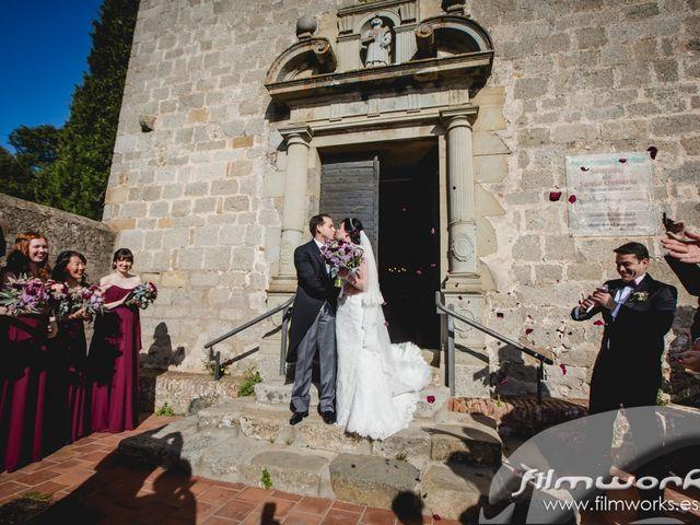 La boda de Juan y Stephanie en Arenys De Munt, Barcelona 23