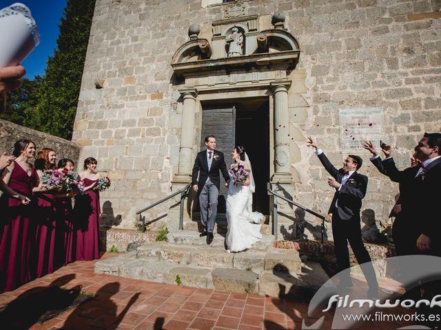 La boda de Juan y Stephanie en Arenys De Munt, Barcelona 24