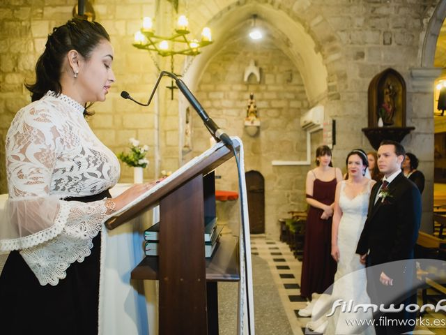 La boda de Juan y Stephanie en Arenys De Munt, Barcelona 27