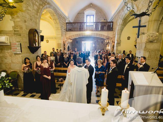 La boda de Juan y Stephanie en Arenys De Munt, Barcelona 28