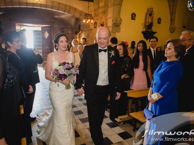 La boda de Juan y Stephanie en Arenys De Munt, Barcelona 32