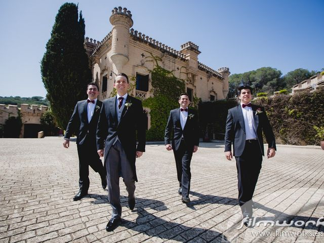 La boda de Juan y Stephanie en Arenys De Munt, Barcelona 38