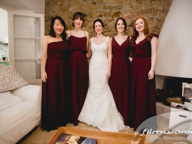 La boda de Juan y Stephanie en Arenys De Munt, Barcelona 41