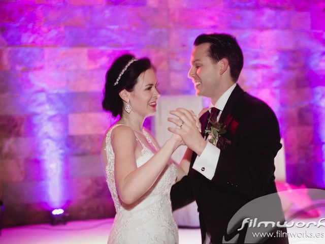 La boda de Juan y Stephanie en Arenys De Munt, Barcelona 51