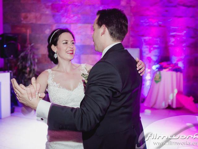 La boda de Juan y Stephanie en Arenys De Munt, Barcelona 54
