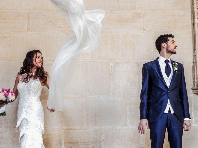 La boda de Inés y Fernando